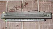 クリーニング後のドレンパン 大阪の床置形エアコン