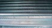 クリーニング後の熱交換器 フィルター自動掃除機能付のダイキン壁掛形エアコン