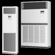 業務用の床置形エアコンのクリーニング料金
