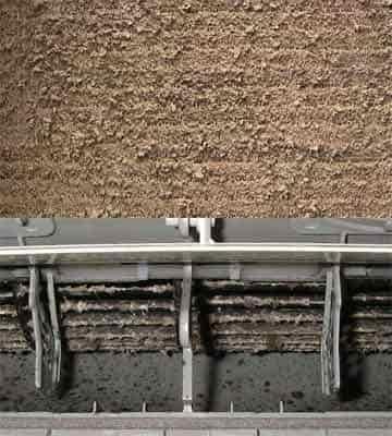使えば使うほど汚れるエアコン 床置形エアコンの熱交換器と壁掛形エアコンのファン