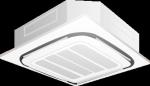 天井カセット形エアコン4方向吹出
