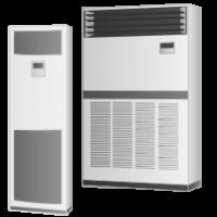 業務用の床置形エアコン